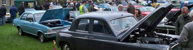 Eckington Charity Classic Car and Bike Show