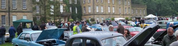 Eckington Charity Classic Car and Bike Show