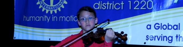 District Young Musician Gala Concert 2014