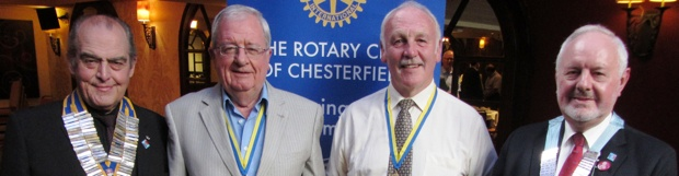 Top Rotary Honours Awarded