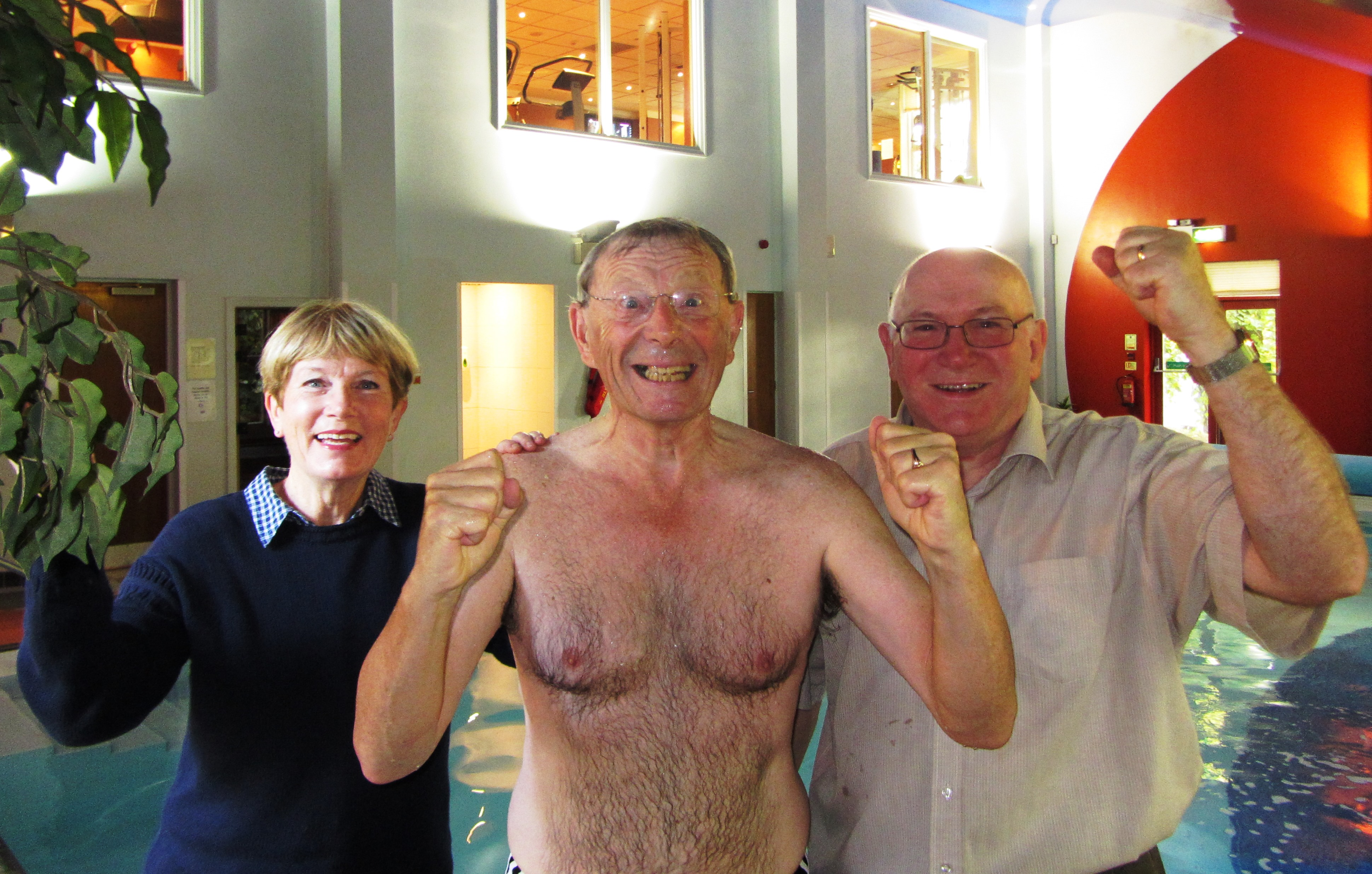 Swimathon Raises Over 2 000 For Kids With Cancer Rotary District 1220