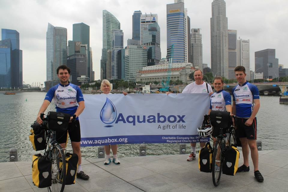 Cyclists for Action 4 Asia
