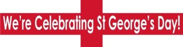 St Georges Day Celebration – Wednesday 23 April 2014