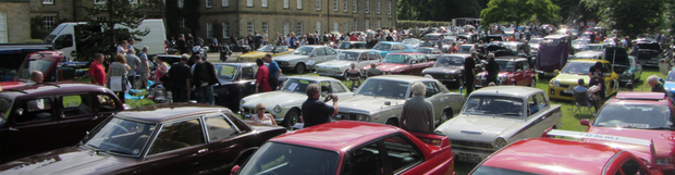 Renishaw Hall to Host Charity Classic Car & Bike Show
