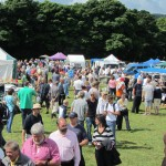 Stalls, refreshments and more