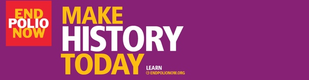 Kirkby prepares for End Polio week