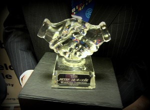 The Peter Moralée Working Together Trophy