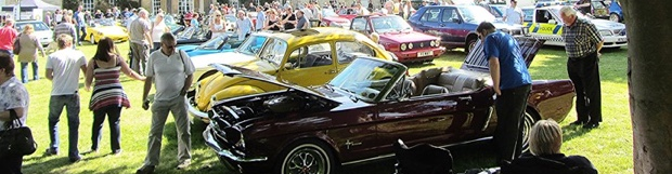 Free Valuations at Charity Classic Car and Bike Show 2017
