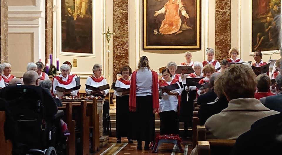 Photo of Inner Wheel District 122 Choir