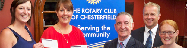 More Rotary Support for Local Charities