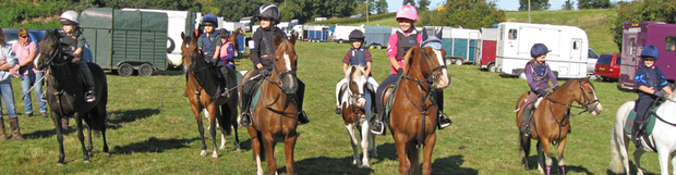 Church Wilne Horse Ride raises over £6,000 for the Air Ambulance