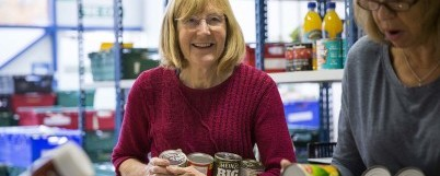 Rotary teams up with local food banks to fight hunger in South Yorkshire