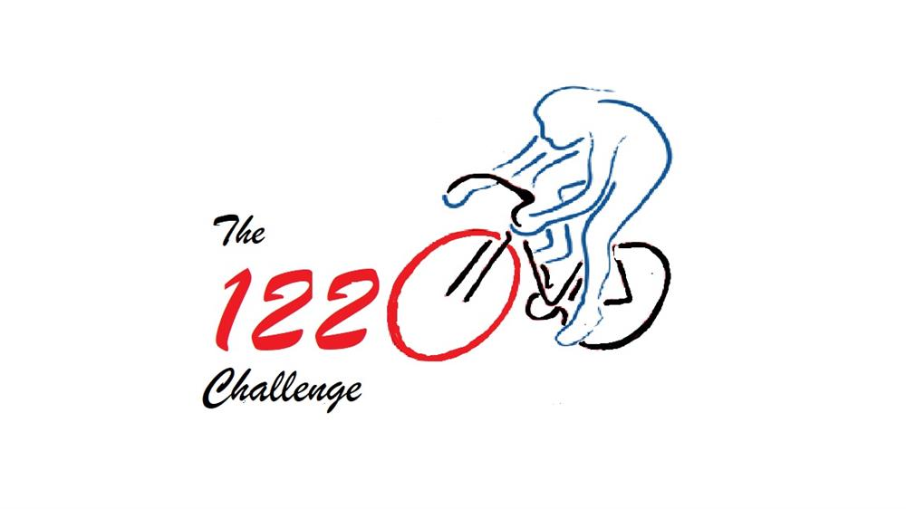Logo for the 1220 Challenge